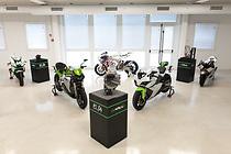 Area espositiva Energica Motor Company