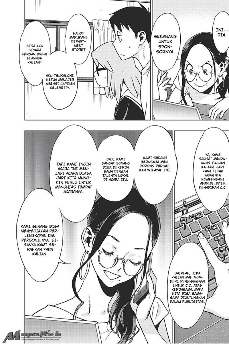 Boku no Hero Academia Illegals Chapter 20-15