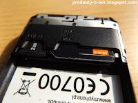 Telefon Hykker Elegant z Biedronki