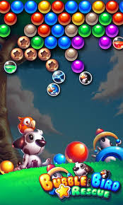 Game Buble Rescure Apk Full Version