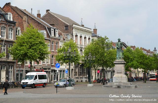 Mickelers-Statue in Maastricht