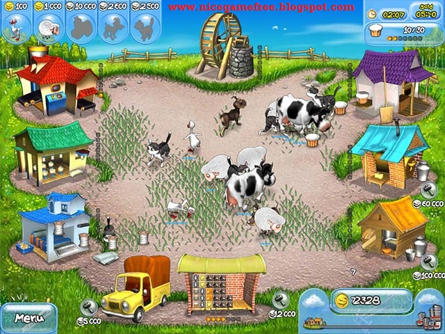 Farm Frenzy 1 PC Game Full Version Free Download