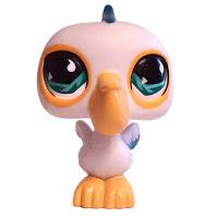 Littlest Pet Shop Pet Pairs Pelican (#707) Pet