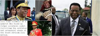 KwaZulu-Natal is the home to the Zulu monarch, King Goodwill Zwelithini kaBhekuzulu
