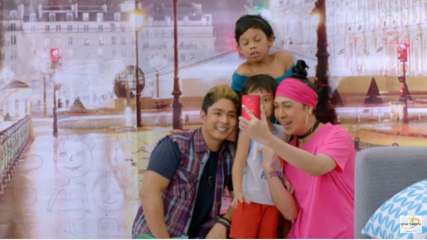 The Super Parental Guardians 2016 Pinoy comedy from Star Cinema featuring Coco Martin, Vice Ganda, Onyok Pineda, and Awra Briguela Bb Joyce Bernal film