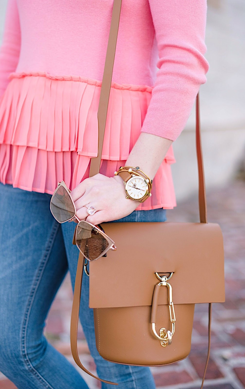 ZAC Zac Posen Bag - Click through for more on Something Delightful Blog
