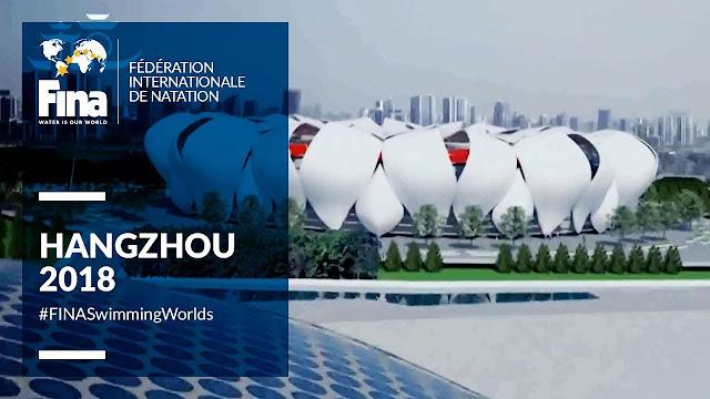 NATACIÓN - Mundial en piscina corta femenino 2018 (Hangzhou, China)