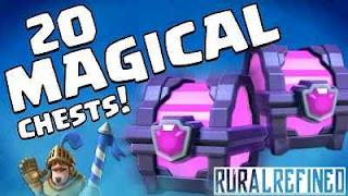 magical chest gratis
