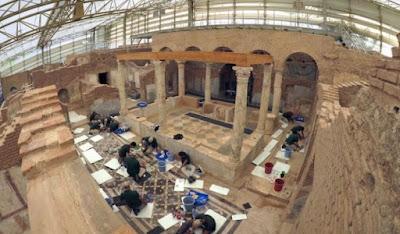 Ξεκινούν και πάλι οι ανασκαφές στην Έφεσο από το Αυστριακό Αρχαιολογικό Ινστιτούτο