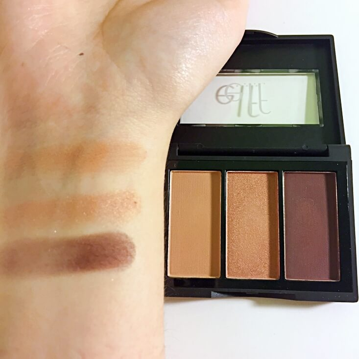 e.l.f. Sculpting Silk Eyeshadow Rose All Day