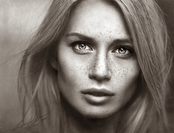 11-Female-Graphite-Julio-Lucas-Experimenting-with-Photo-Realistic-Drawings-www-designstack-co