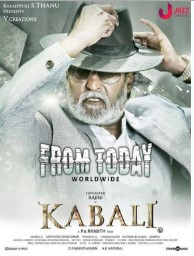 Kabali (2016) Hindi Dubbed DVDScr 700MB