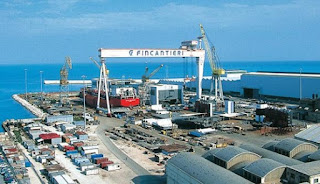 Fincantieri board approves 1h 2018 results
