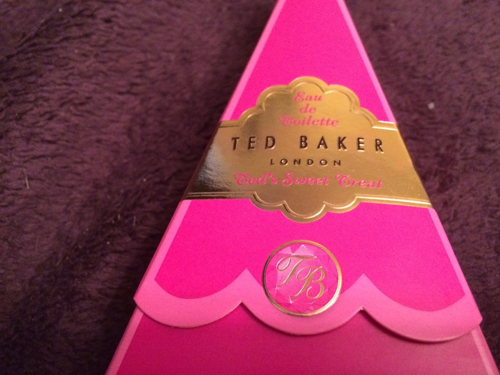 Ted Baker Purse Spray