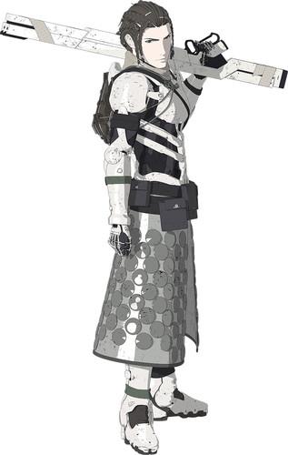 Yuki Kaji como Atsuji