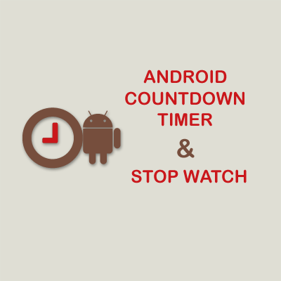 Android CountDown Timer With Just Maths