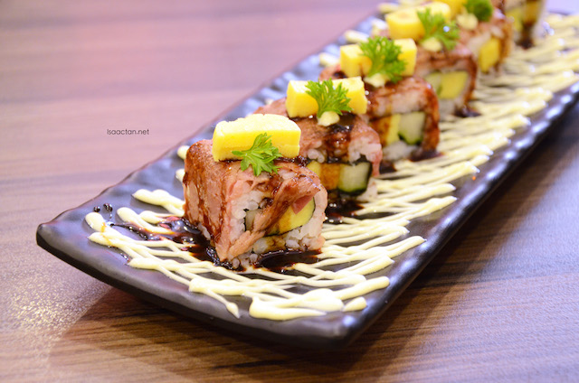 Special Beef Maki - RM27.90