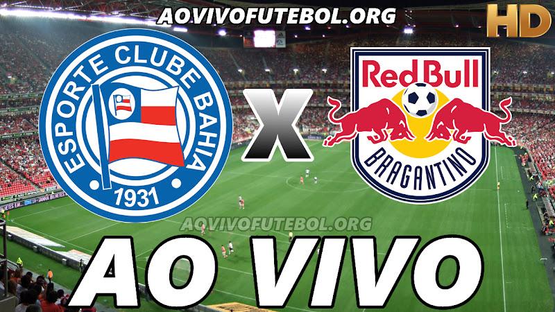 Assistir Bahia vs Bragantino Ao Vivo HD