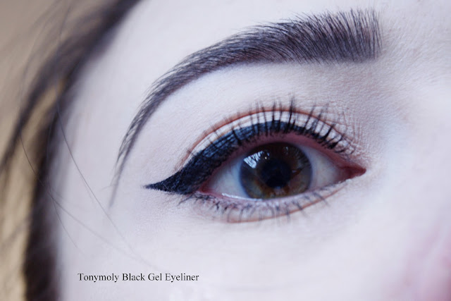 TonyMoly Black Gel Eyeliner Mark Waterproof Gel Liner