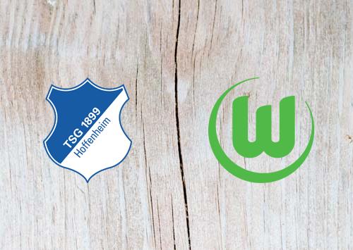 Hoffenheim vs Wolfsburg -Highlights 28 April 2019