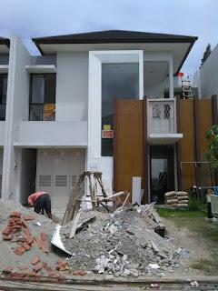 Finishing FLoor Hardener, Rumah Tinggal - BSD Tangerang