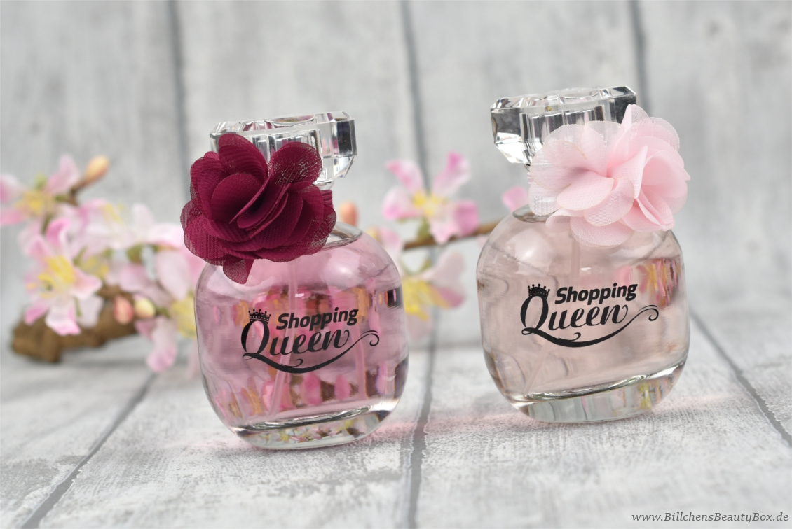 Shopping Queen - Queen of the day & Midnight Queen - Duftbeschreibung und Review