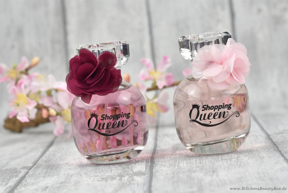 Shopping Queen - Queen of the day & Midnight Queen - Duftbeschreibung und Review