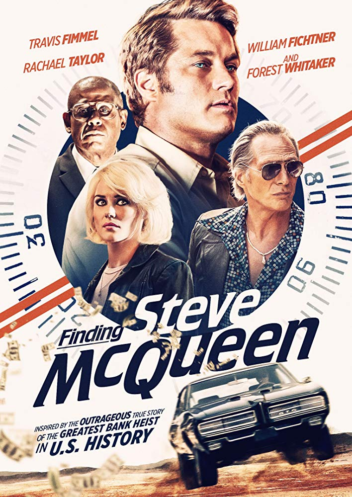 Xem Phim Vụ Cướp Thế Kỷ - Finding Steve McQueen