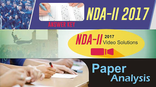 NDA 2 2017 PAPER SOLUTION PART 2