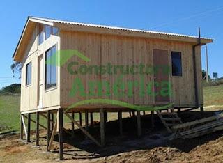 casa prefabricada america tradicional 36 mts cuadrados