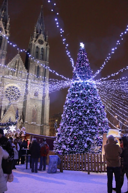 best christmas markets in prague