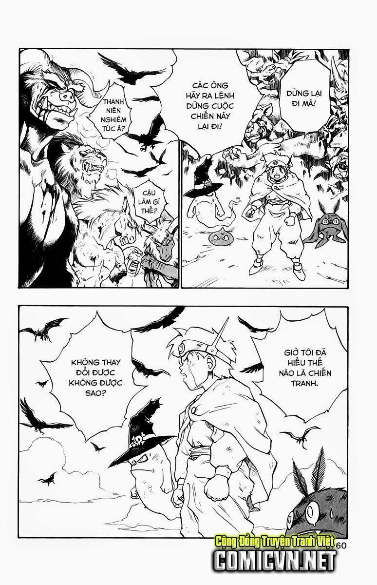 Dragon Quest: Emblem of Roto chapter 29 trang 23