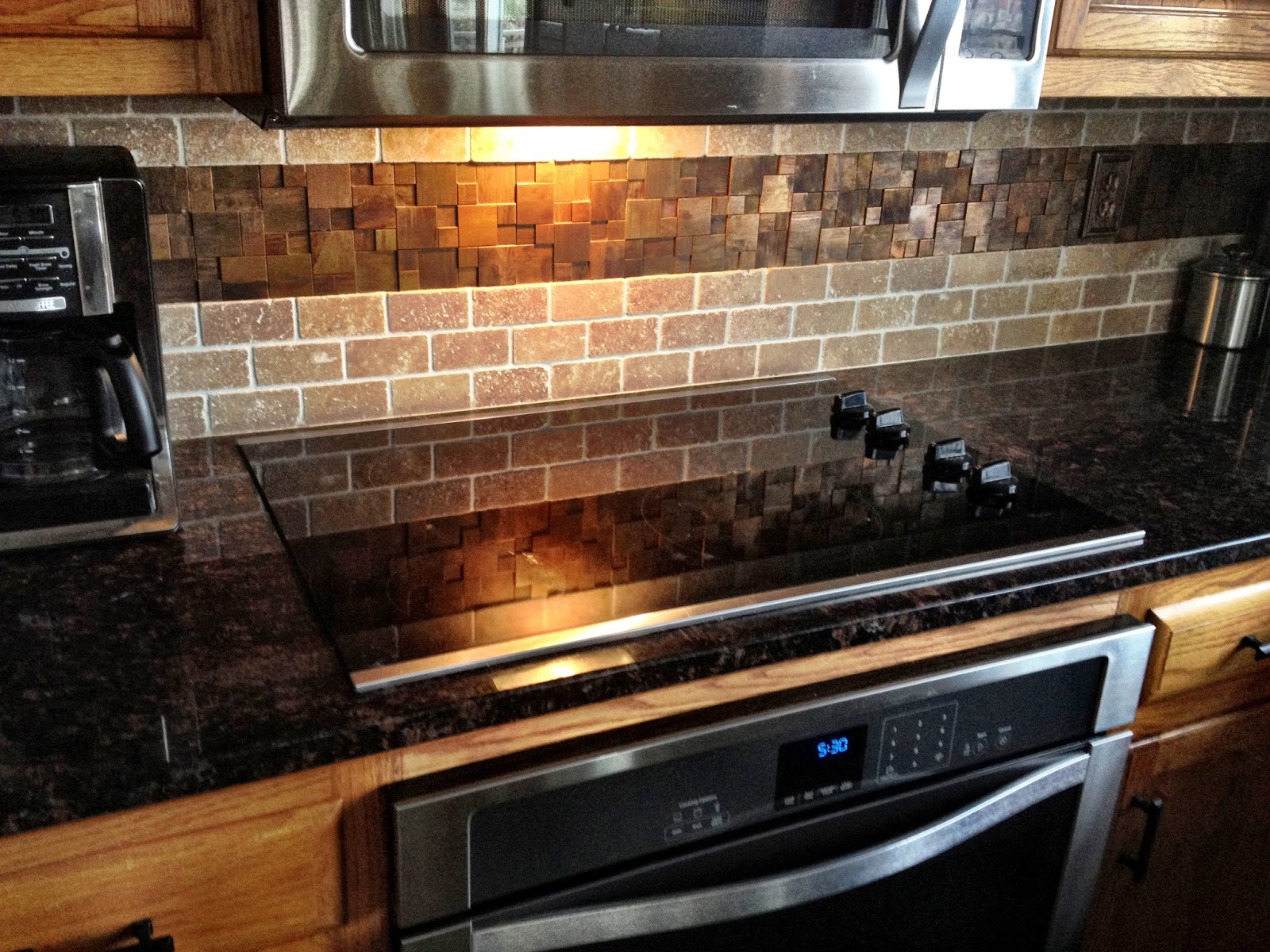 Belle Foret Farmhouse Sink Jacobs Family Blog Copper And Slate Kitchen Remodel