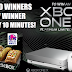 Win a Xbox One X Platinum Edition Console Bundle in the Taco Bell Instant Win Giveaway - 5,040 Winners, a Winner Chosen Every 10 Minutes!! Daily Entry, Ends 11/21/18