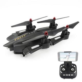Spesifikasi Drone FQ777 FQ02W - OmahDrones