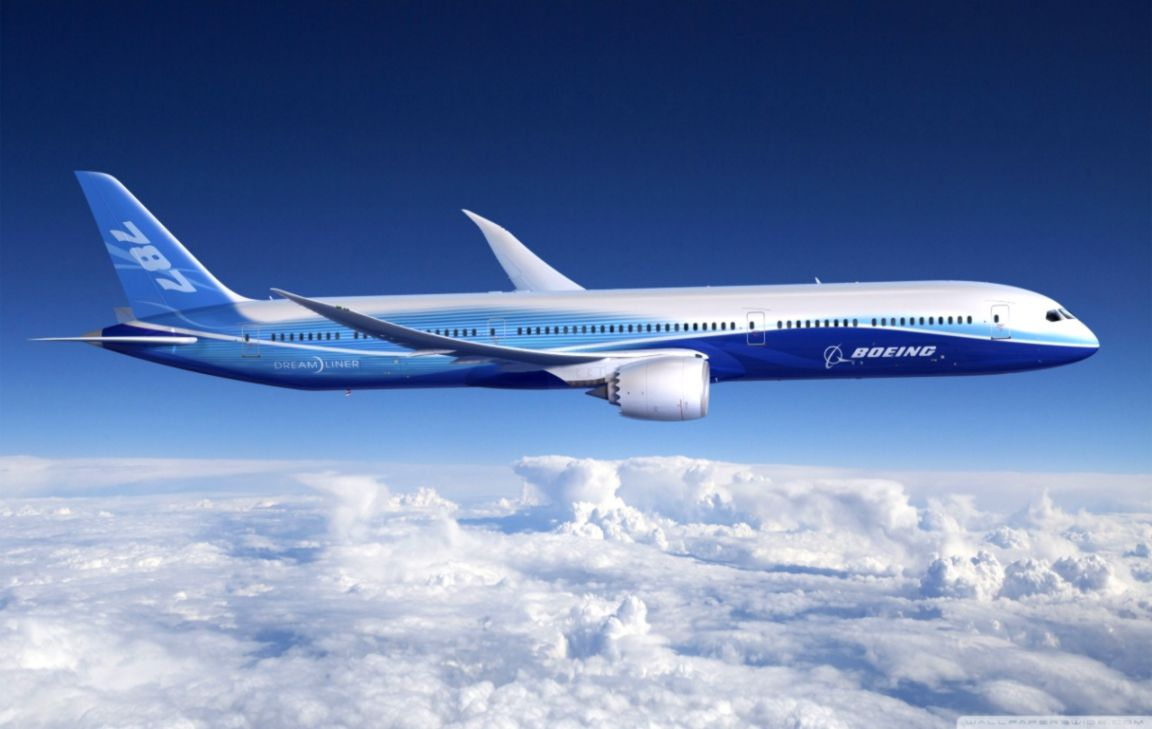 Boeing 787 Wallpaper | Wallpapers Supreme