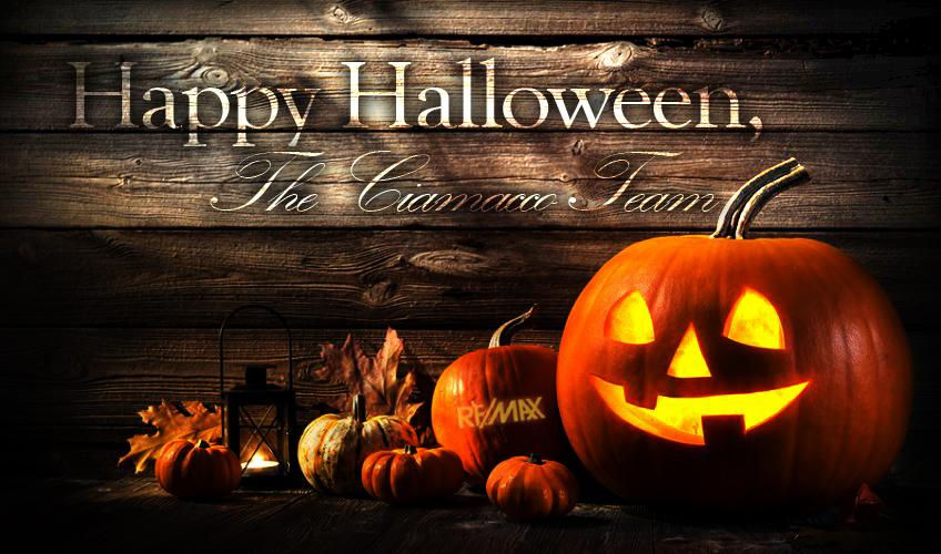 Delena Ciamacco The Real Estate Expert Happy Halloween