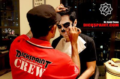 Make Up Zombies Jakarta