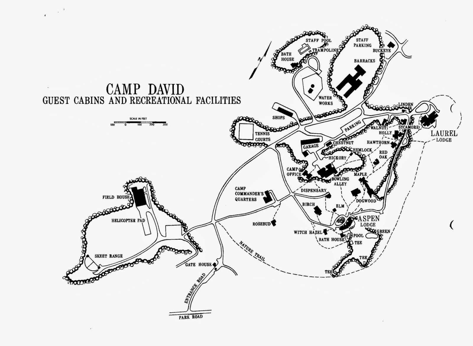 About Camp David: Weekend Meeting at Camp David