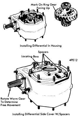 repair-manuals: Peugeot 404 1968-70 Drive Axles Repair Guide