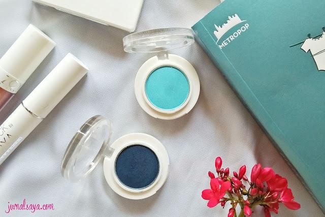 review zoya cosmetics single eyeshadow