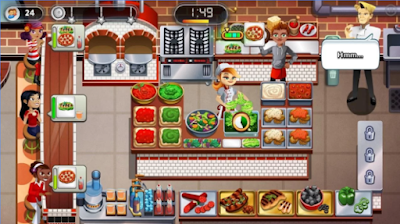 Mod RESTAURANT DASH: GORDON RAMSAY
