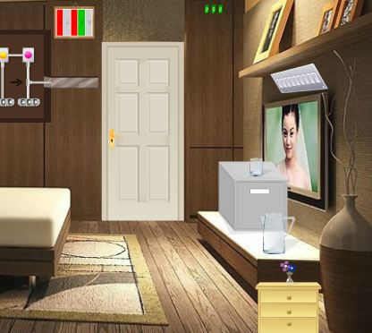 Play EscapeGamesNew Lodging House Escape
