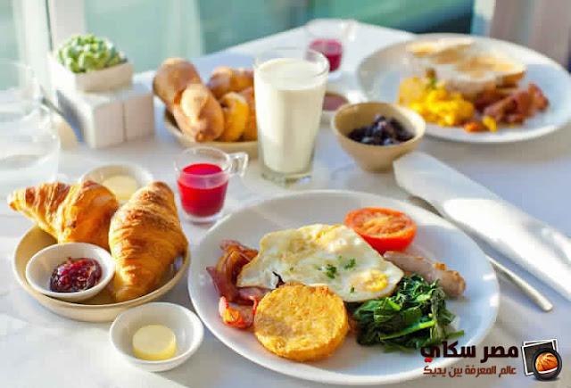 وجبات فطور خاصة بعطلة الأسبوع للحمية الغذائية بالصور