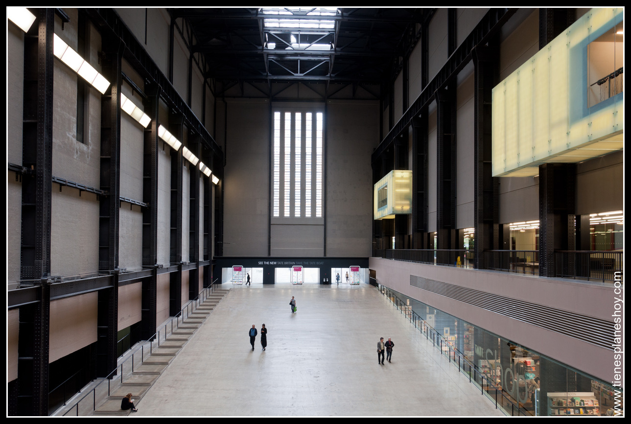Tate Mordern Londres (London)