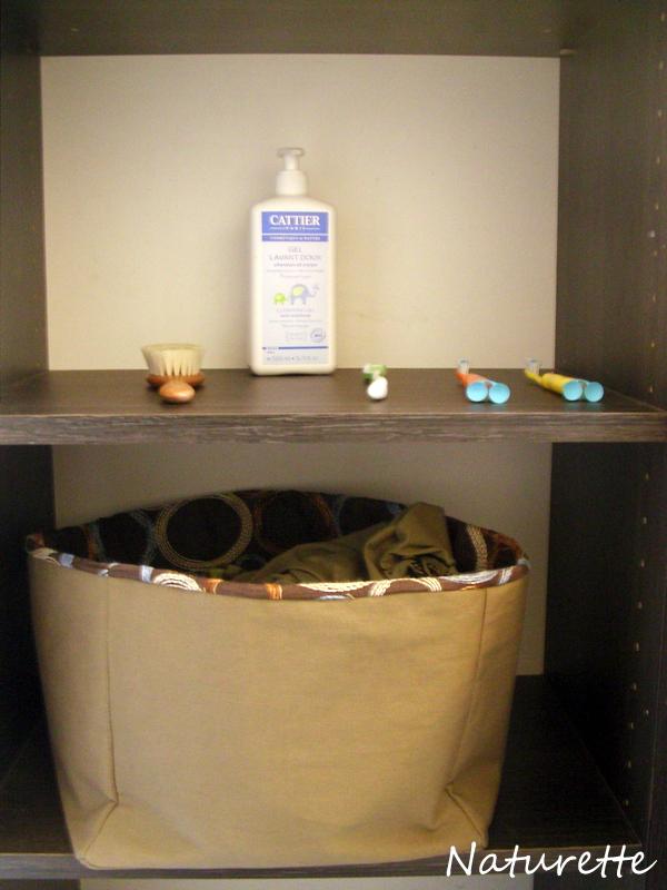 Naturette minimalisme et z ro d chet dans la salle de bains for Minimalisme rangement