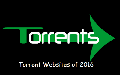 Top 20 Best Torrent websites 2016 ( Best Torrenting websites)