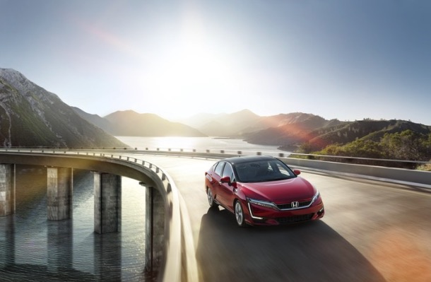 2017 Honda FCX Clarity