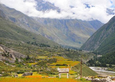 Beautiful Chitkul in Kinnaur