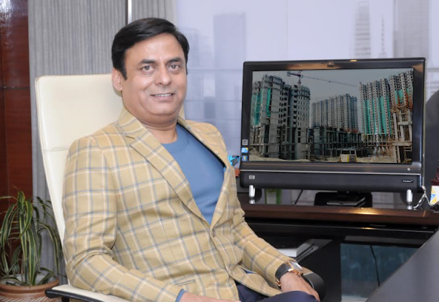 Mr. Prashant Tiwari, Chairman, Prateek Group_